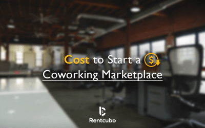 How much does it cost to start a coworking marketplace?