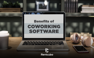What are the benefits of using a coworking space software?